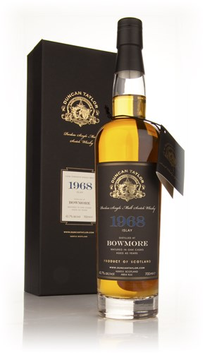Bowmore 40 Year Old 1968 - Peerless (Duncan Taylor)