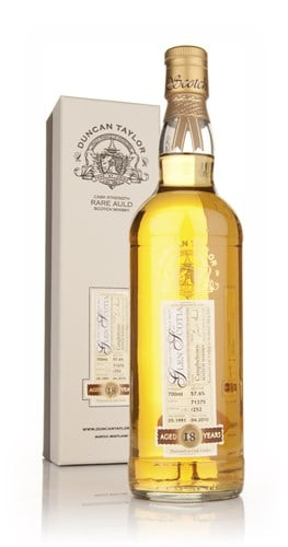Glen Scotia 18 Year Old 1991 - Rare Auld (Duncan Taylor)