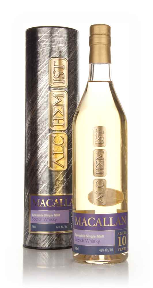 Macallan 10 Year Old (Alchemist)
