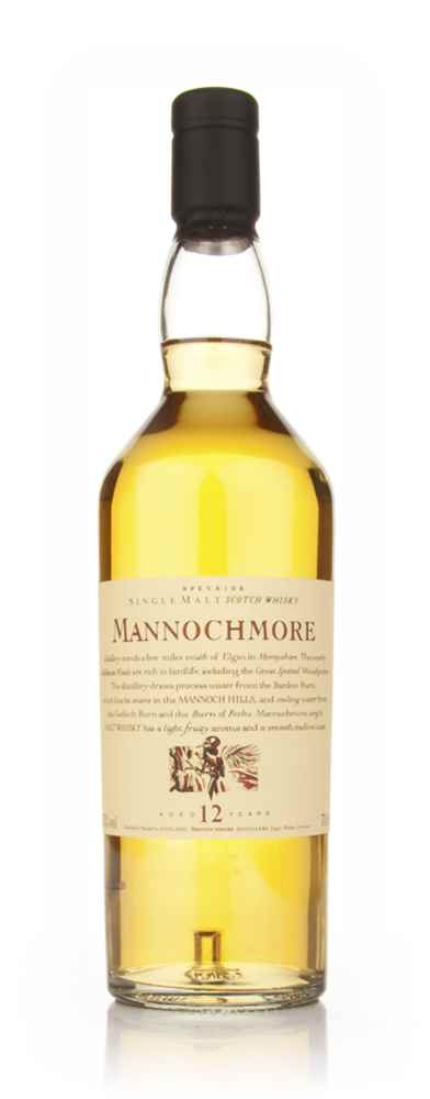 Mannochmore 12 Year Old - Flora and Fauna