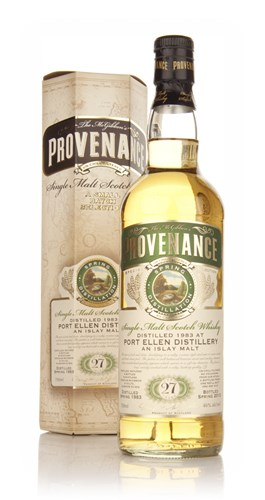 Port Ellen 27 Year Old 1983 (cask 6101) - Provenance (Douglas Laing)