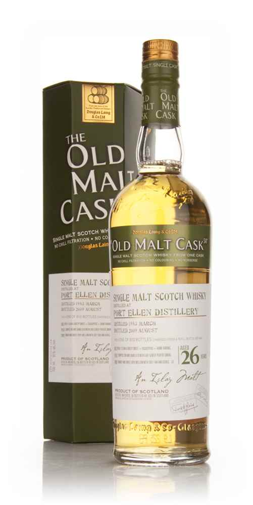 Port Ellen 26 Year Old 1983 - Old Malt Cask (Douglas Laing)