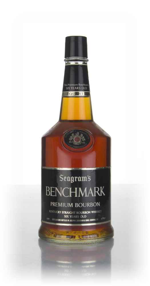 Seagram's Benchmark 6 Year Old (94.6cl) - pre-1964