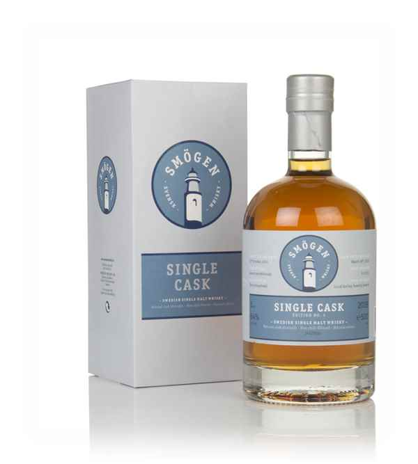 Smgen single cask Edition no. 9 (2019) | Tjeders whisky