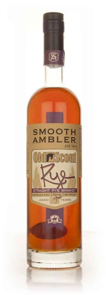 Smooth Ambler Old Scout 7 Year Old Rye (75cl)