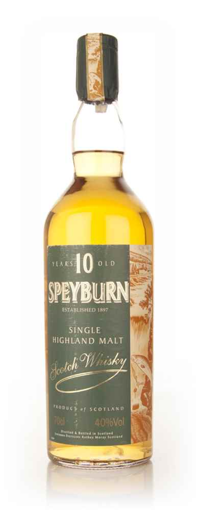 f45e517cca7 Speyburn 10 Year Old (Rare) Whisky - Master of Malt