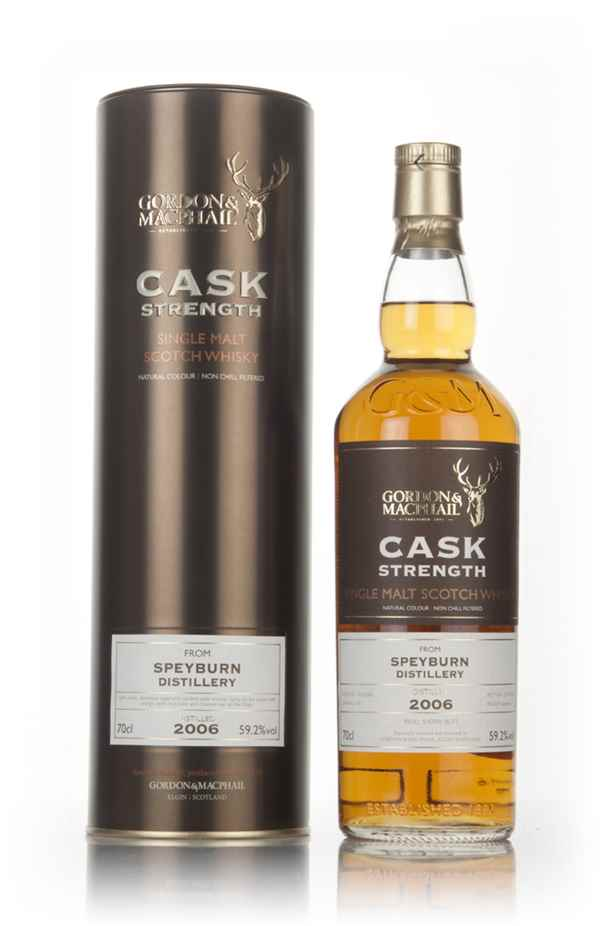 07b28d58cb8 Speyburn 10 Year Old 2006 (cask 173) - Cask Strength (Gordon ...