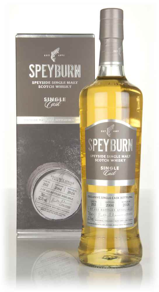 Speyburn 14 Year Old 2004 (cask 263) - Single Cask