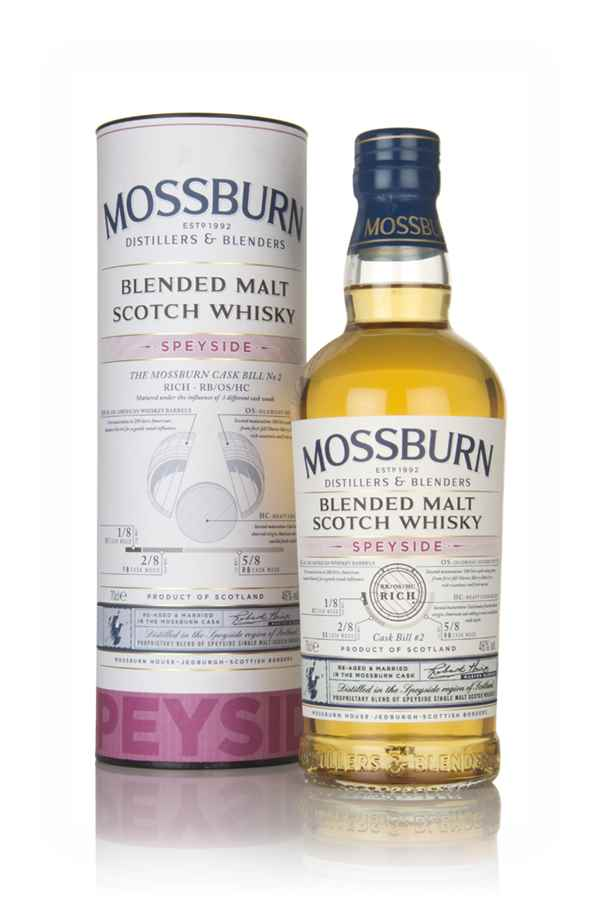 Mossburn Signature Casks Series No.2