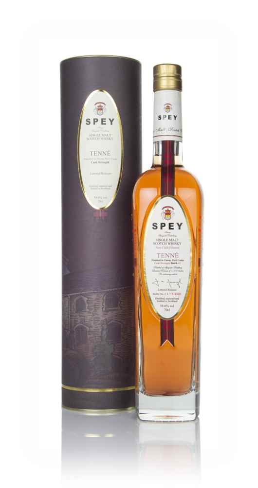 SPEY Tenné Cask Strength - Batch 2