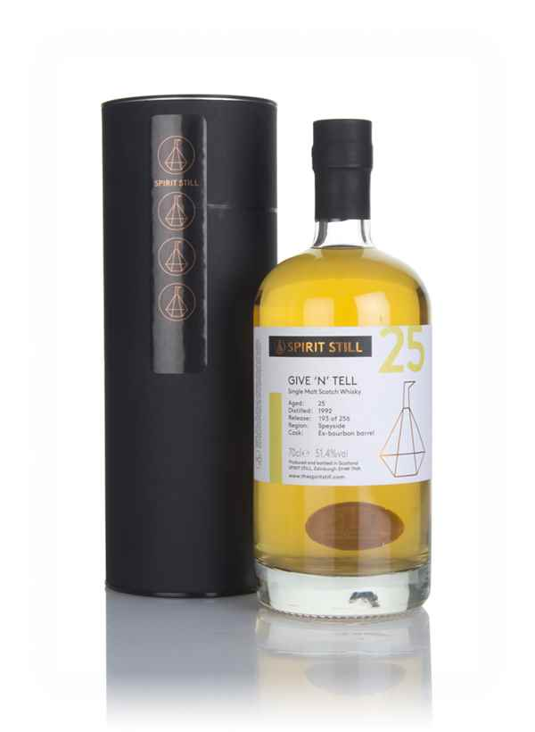 Give 'n' Tell 25 Year Old 1992 - Spirit Still