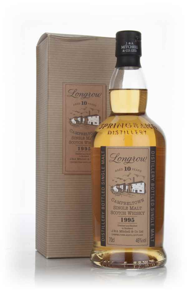 Longrow 10 Year Old 1995 (Auction Item)