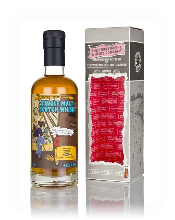 Springbank 20 Year Old (That Boutique-y Whisky Company)