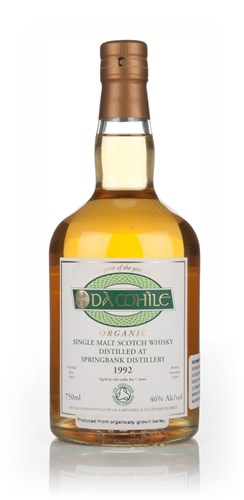 Springbank 7 Year Old 1992 Single Malt Scotch Whisky (Dà Mhìle)