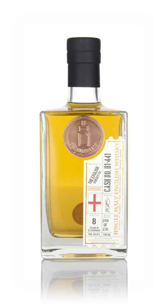 English Whisky Co. 8 Year Old (cask B1-441) - The Single Cask