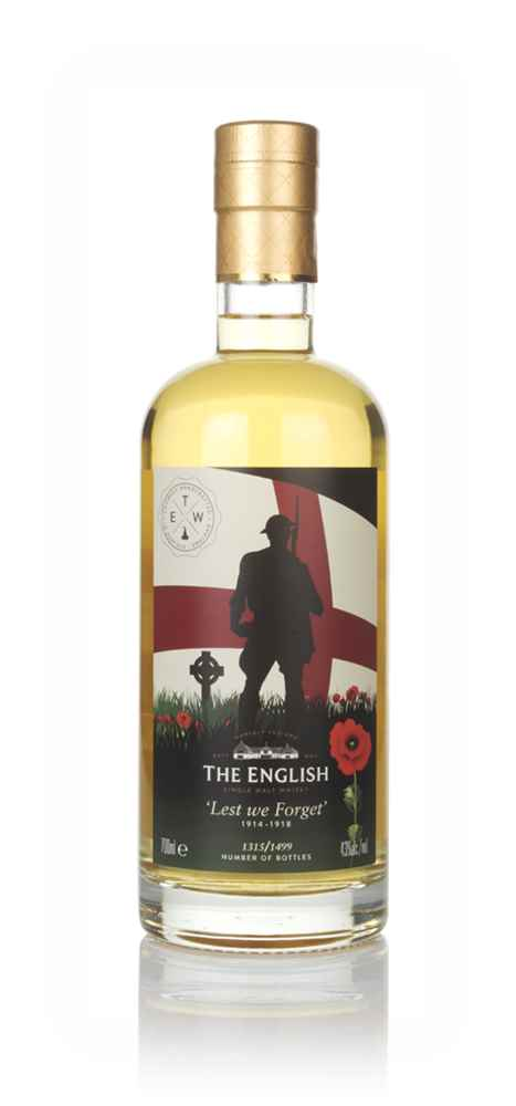 The English - Lest We Forget