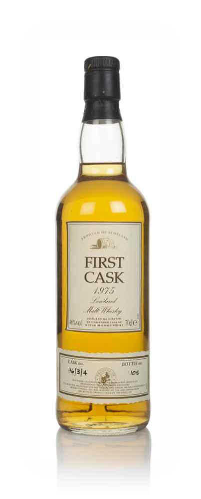 Linlithgow 24 Year Old 1975 (cask 96/3/4) - First Cask