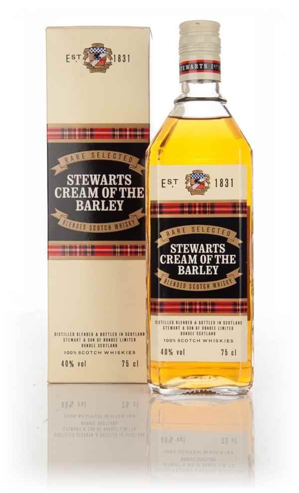 Stewarts Cream of the Barley - 1980s