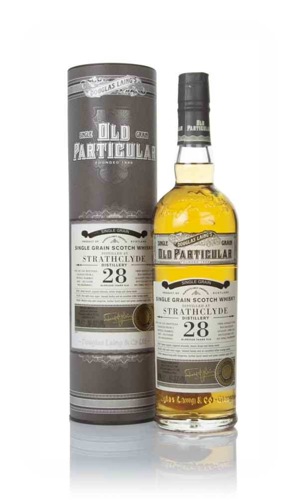 Strathclyde 28 Year Old 1990 (cask 13328) - Old Particular (Douglas Laing)