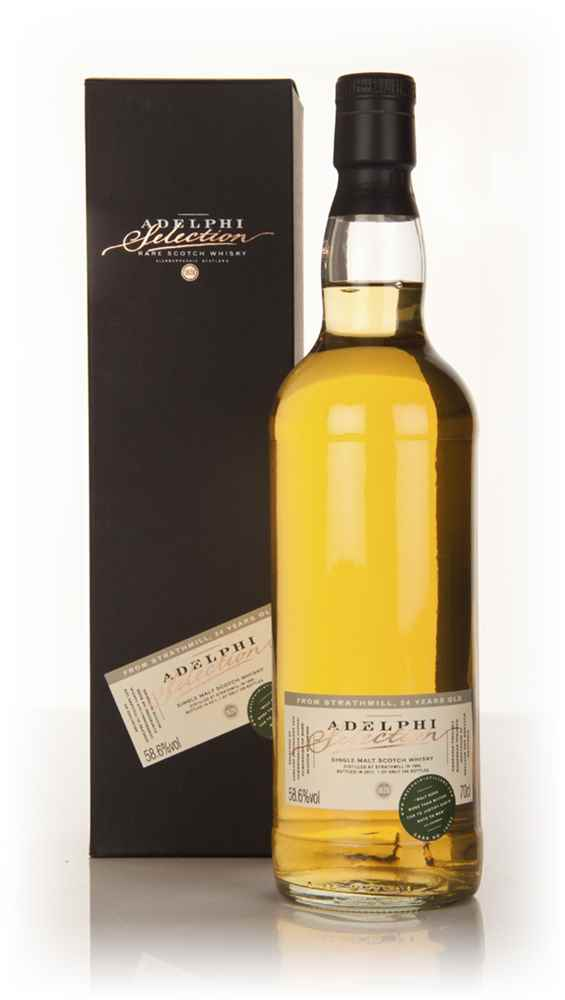 Strathmill 24 Year Old 1986 (Adelphi)