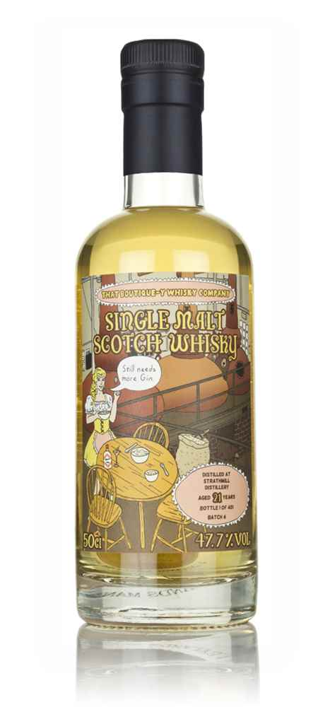 Strathmill - Batch 1 (That Boutique-y Whisky Company)