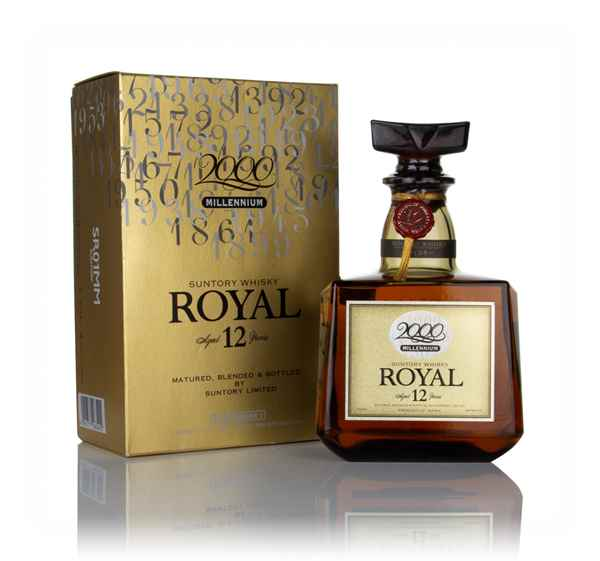 Suntory Royal 12 Year Old Millennium