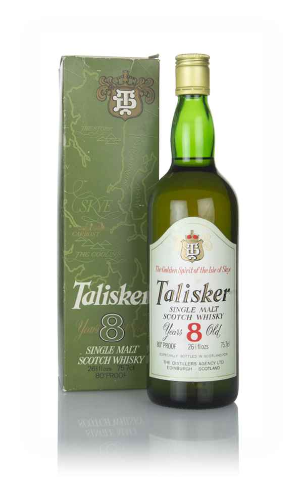 Talisker 8 Year Old - 1970s