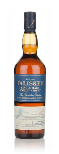 Talisker 2001 (bottled 2012) Amoroso Cask Finish - Distillers Edition