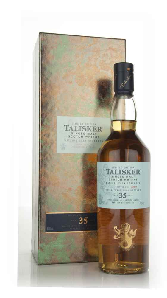 Talisker 35 Year Old (2012 Special Release)