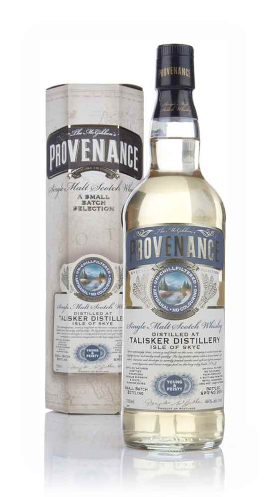 "Talisker ""Young & Feisty"" (casks 10227+10229) - Provenance (Douglas Laing)"