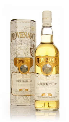 Tamdhu 10 Year Old 1994 - Provenance (Douglas Laing)