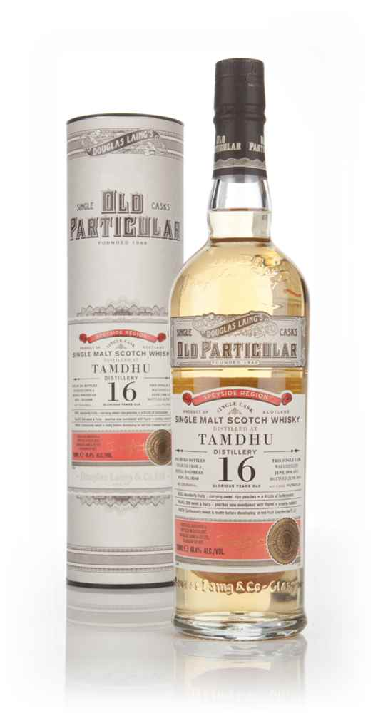 Tamdhu 16 Year Old 1998 (cask 10360) - Old Particular (Douglas Laing)