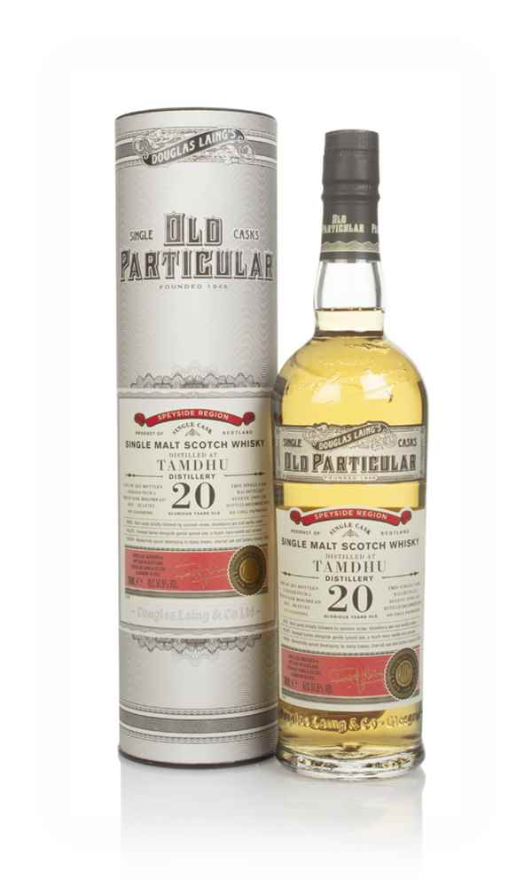 Tamdhu 20 Year Old 1999 (cask 13785) - Old Particular (Douglas Laing)