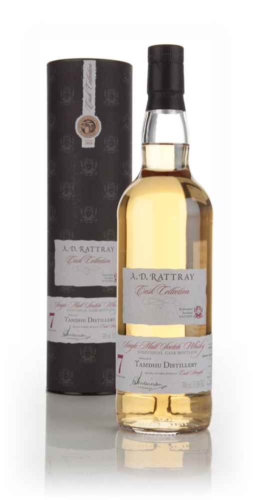 Tamdhu 7 Year Old 2008 (cask 757) - Cask Collection (A. D. Rattray)