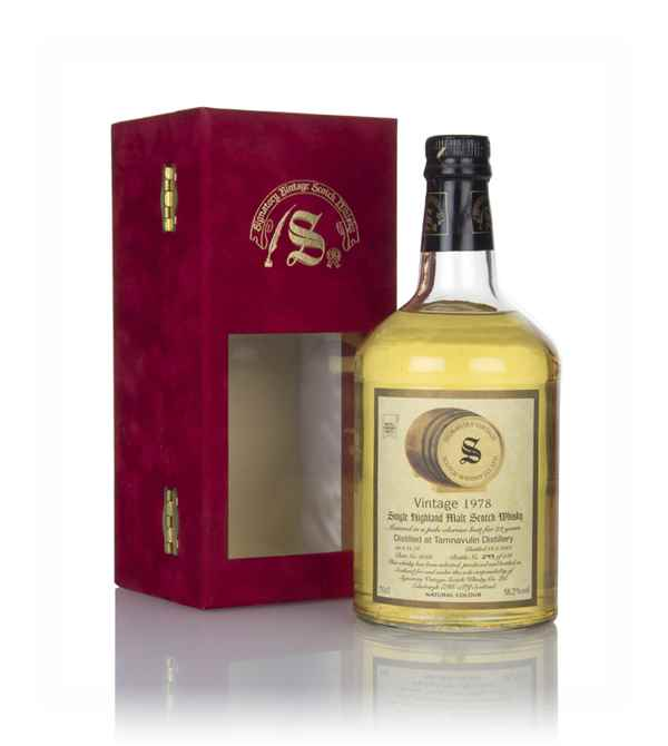 Tamnavulin 22 Year Old 1978 (cask 8063) - Signatory