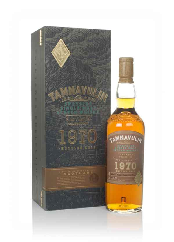 Tamnavulin 48 Year Old 1970 - Vintages Collection