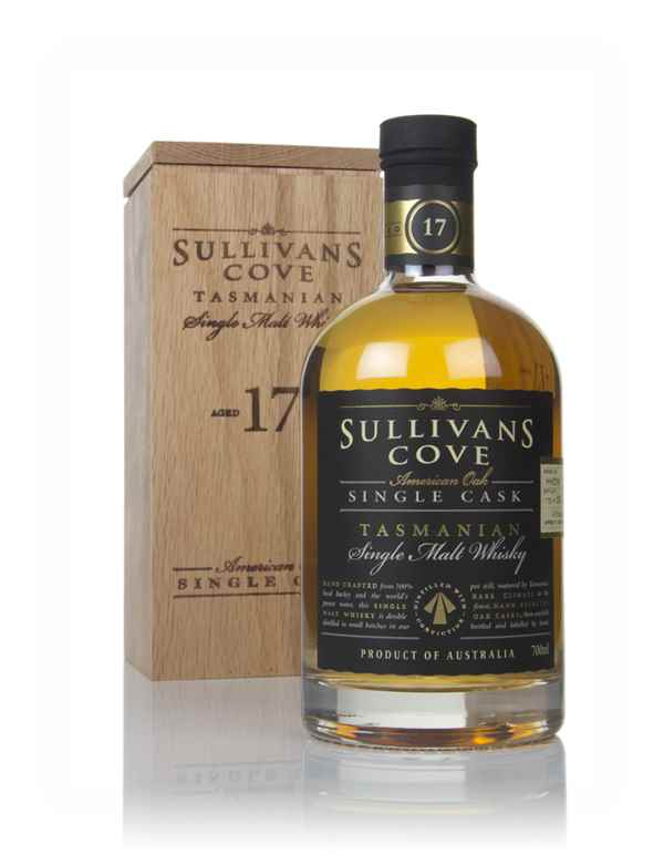 Sullivans Cove 17 Year Old American Oak