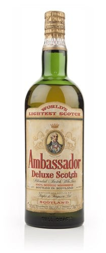 Ambassador Blended Scotch Whisky - 1950s