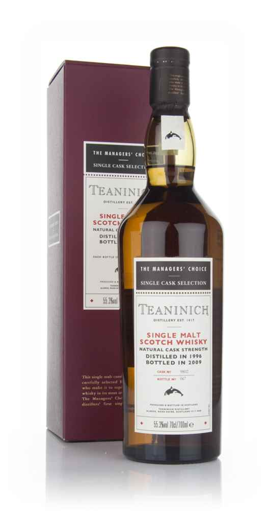 Teaninich 1996 - Managers Choice