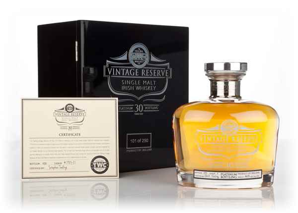 Teeling Platinum Reserve 30 Year Old Single Malt