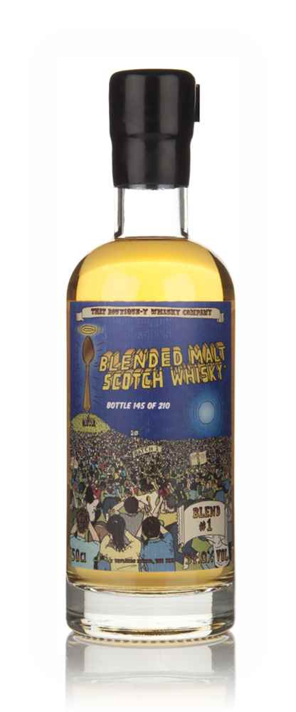 Blended Malt #1 -  Batch 1 (That Boutique-y Whisky Company)