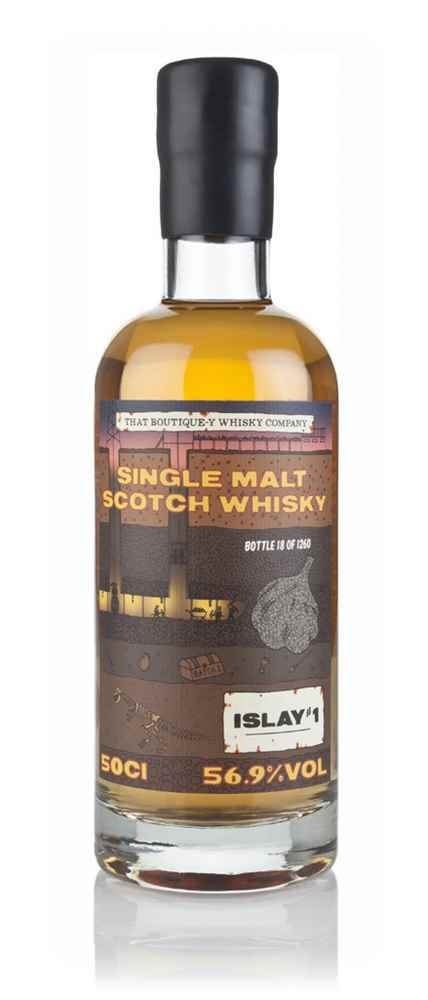 Islay #1 - Batch 1 (That Boutique-y Whisky Company)