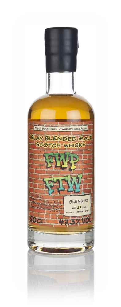 Islay Blended Malt #2 27 Year Old (That Boutique-y Whisky Company)
