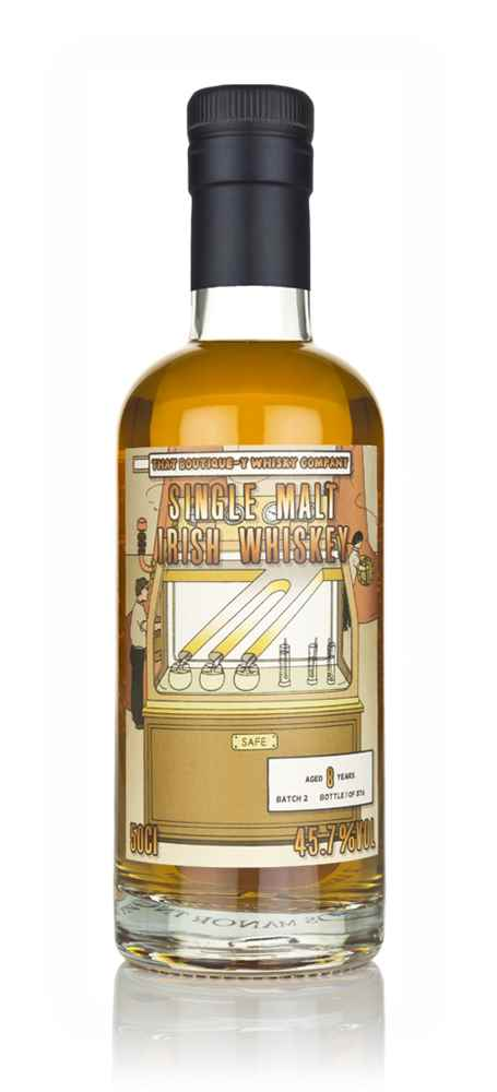 Single Malt Irish Whiskey 8 Year Old (That Boutique-y Whisky Company)