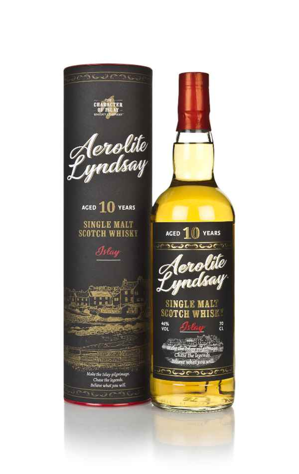 Aerolite Lyndsay 10 Year Old - The Character of Islay Whisky Company