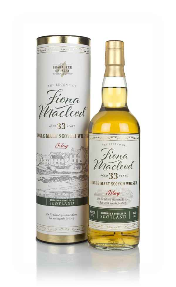 Fiona Macleod 33 Year Old - The Character of Islay Whisky Company