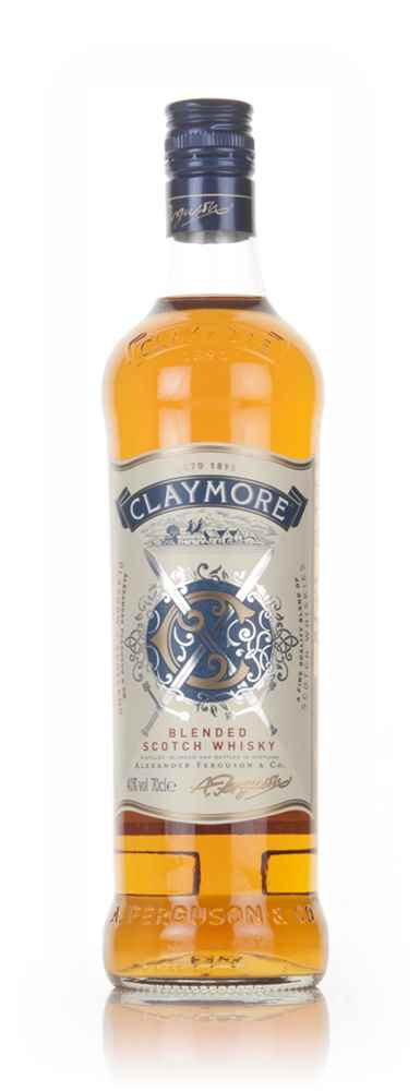 The Claymore Blended Whisky
