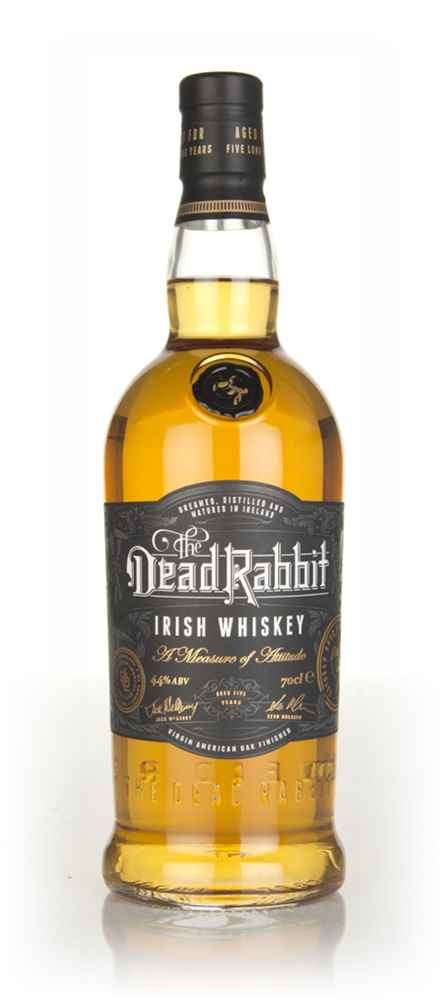 c432609e6 The Dead Rabbit Irish Whiskey - Master of Malt