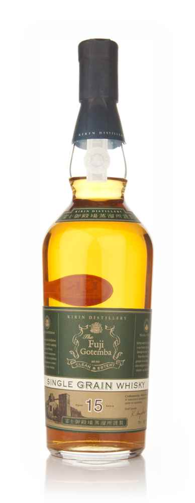 The Fuji Gotemba 15 Year Old Single Grain Whisky