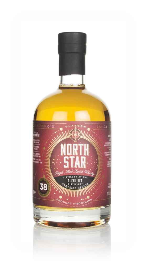 Glenlivet 38 Year Old 1981 - North Star Spirits